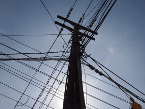 Energy Grid Supply-Chain Risks and U.S.-China Entanglement