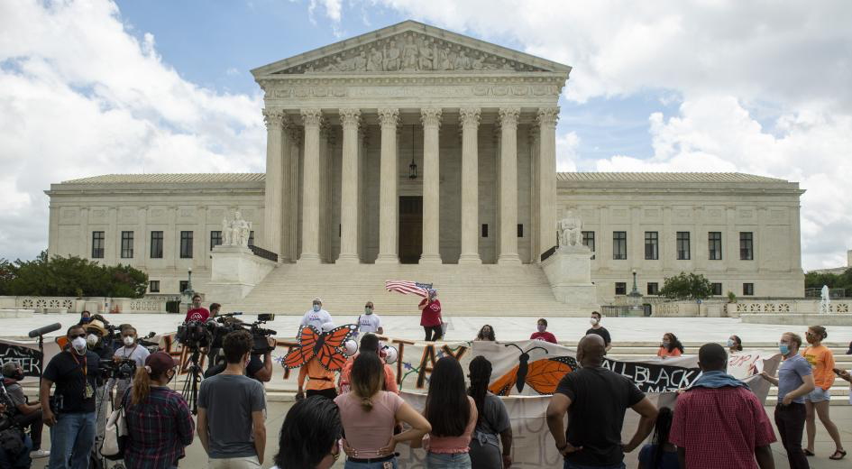 DACA Ruling Is Supreme Court's Latest Act of Political Timidity